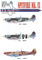EagleCals EC#48-114 - Spitfire Mk IX, Part 1