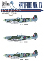 EagleCals EC#48-116 - Spitfire Mk IX, Part 3