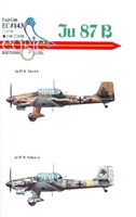 EagleCals EC#48-143 - Ju 87 B, Part 1