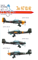 EagleCals EC#48-144 - Ju 87 B/R, Part 2