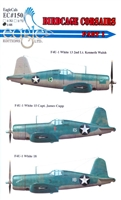 EagleCals EC#48-150 - Birdcage Corsairs, Part 1