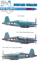 EagleCals EC#48-151 - Birdcage Corsairs, Part 2