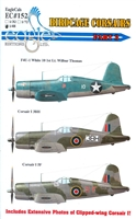 EagleCals EC#48-152 - Birdcage Corsairs, Part 3
