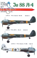EagleCals EC#48-153 - Ju 88 A-4