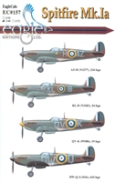 EagleCals EC#48-157 - Spitfire Mk Ia