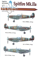 EagleCals EC#48-158 - Spitfire Mk IIa