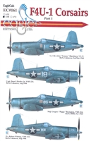 EagleCals EC#48-161 F4U-1 - Corsairs, Part 1