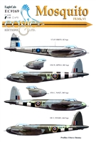 EagleCals EC#48-169 - Mosquito FB.Mk VI