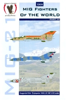 Eagle Strike 32034  - MIG Fighters of the World, Part III (MIG-21)