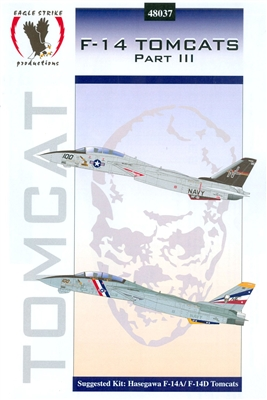 Eagle Strike 48037 - F-14 Tomcats, Part III