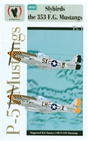 Eagle Strike 48103 - Slybirds, the 353 F.G. Mustangs, Part I