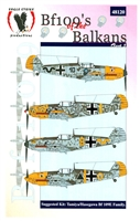 Eagle Strike 48120 Bf109's of the Balkans, Part 1