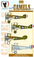 Eagle Strike 48129 Sopwith F.1. Camels, Part 2