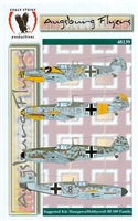 Eagle Strike 48139 Augsburg Flyers (Bf-109E, G), Part V