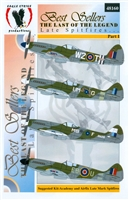 Eagle Strike 48160 Best Sellers, The Last of the Legend Late Spitfires... Part I