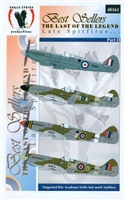 Eagle Strike 48161 Best Sellers, The Last of the Legend, Late Spitfires... Part II