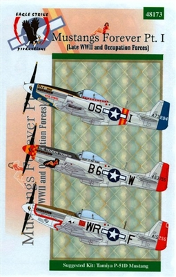 Eagle Strike 48173 - Mustangs Forever, Part I (Late WWII and Occupation Forces)