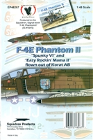 Eagle Strike 48267 - F-4E Phantom II