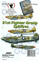 Eagle Strike 48269 - 31st Fighter Group Spitfires