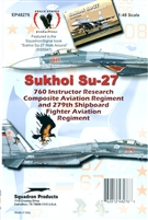 Eagle Strike 48276 - Sukhoi Su-27