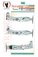 Eagle Strike 72062 - Skyraiders of the Fleet