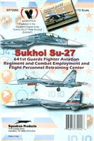 Eagle Strike 72092 - Sukhoi Su-27