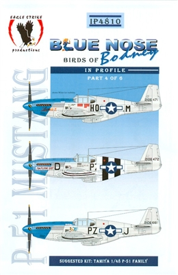 Eagle Strike IP4810 - Blue Nose Birds of Bodney, Part 4 of 6