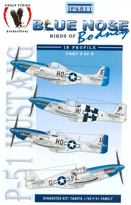 Eagle Strike IP4811 - Blue Nose Birds of Bodney, Part 5 of 6