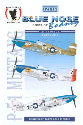Eagle Strike IP4812 - Blue Nose Birds of Bodney, Part 6 of 6
