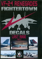 Fightertown FTD48-002 - VF-24 Renegades, Last Rage, Part 2
