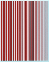 Fundekals 99-003 - Red Stripes (varying widths)