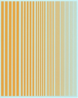 Fundekals 99-004 - Yellow Stripes (varying widths)