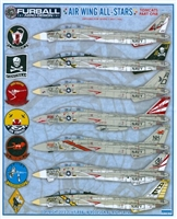 Furball 48021 - Air Wing All-Stars Tomcats Part One