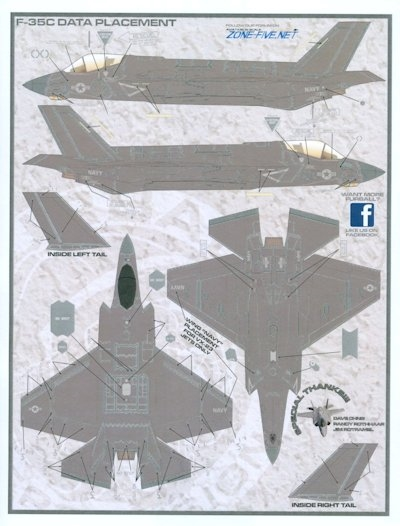 Furball 48039 - F-35 Anthology (Joint Strike Fighters, Part Two)