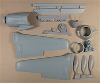 Fusion 4806 - Ta-152C Fighter Conversion Set