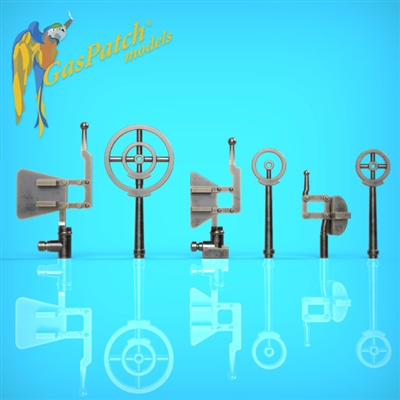 GasPatch 17-32118 - Vane Gun Sights