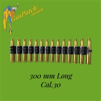 GasPatch 18-35149 - Ammo Belt Flexible Cal.30 (300mm Long)