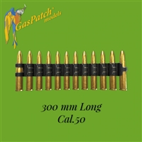 GasPatch 18-35150 - Ammo Belt Flexible Cal.50 (300mm Long)