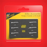 GasPatch 13-48041 - Vickers Family (6 guns)