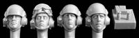 Hornet HBH11 - Heads in Modern UK AFV Helmets