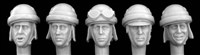 Hornet Heads HIH02 - Heads for Italian WW2 AFV Crewman and Motorcyclist