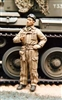 Hornet WAW57 UK Tankman, Pixie Suit Late WW2 and Postwar