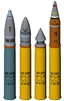 Hussar HSR-35006 - 76mm Russian Ammunition