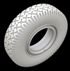 Hussar HSR-35047 - Sd.Kfz. 234 Type 3 Tires
