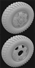 Hussar HSR-35053 - Sd.Kfz. 232 (8 RAD) Wheels with spare