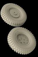 Hussar HSR-35057 - Humber Directional Type Wheels