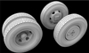 Hussar HSR-35114 - Long Tom Wheels, Type 1