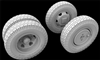 Hussar HSR-35115 - Long Tom Wheels, Type 2
