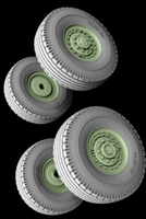 Hussar HSR-35143 - Staghound Highway Wheels