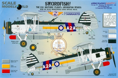 IPMS UK 2000 - Swordfish!